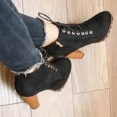 Новинка! Ботиночки для модниц.