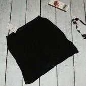 Красивая черная юбка на девочку 12 лет. Франция