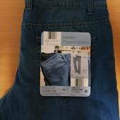 Шикарные котоновые джинсы! Двойные с хлопковой подкладкой внутри. 48 укр.