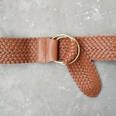 ✿ Плетённый ремень на талию для создания стильного образа от C&A, Размер: S, длина: 94 см