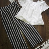 Актуальные брюки-килоты New Look и блуза River Island✔️Супер стильный образ❤️
