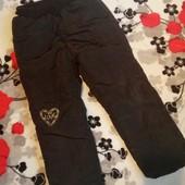 ✨✨✨ Тёплые штанишки-дутики на малышку 98-104✨✨✨