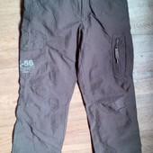 Стильные штаны на хлопковой подкладке