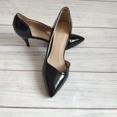 Классические удобные туфли-лодочки, удобные и качественные!