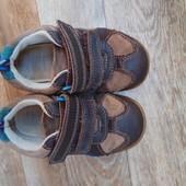 Clarks туфли мокасины. 15 см.