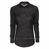 Джинсовая рубашка Esmara евро 40,
