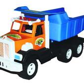 Большая машинка грузовик Самосвал Bamsic.