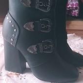 Мега крутые!Италия! Зимние ботинки.Очень дорогие.22 см