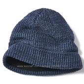 Зимняя шапка на флисе Тсм Чибо. Германия. 10 % шерсть, размер 48-56