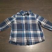 Хлопковая рубашка H&M , p.86