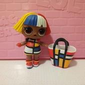 сумочка для куколки лол оригинал