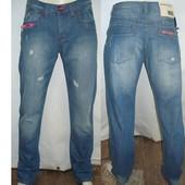 Мужские джинсы Warren Webber (Италия) оригинал р. 29,30,31.100% cotton