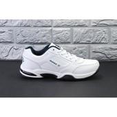 * Кожаные мужские кроссовки Bona! Новая коллекция