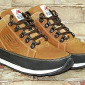 # 373№64(42) Мужские кожаные ботинки New Balance 373 ! Распродажа последних размеров -70%