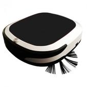 Умный беспроводной Робот-Пылесос вакуумный Robot Vacuum Cleaner 16001
