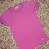 Красивая футболка для девочки 8-9 лет