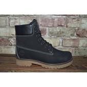 * Мужские зимние ботинки Timberland распродажа последних размеров -70%
