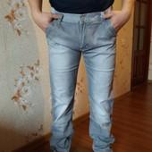 Мужсские джинсы от нормы до ботал стрейч 29-46
