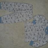 В садочок піжамка для хлопчика чи дівчинки.