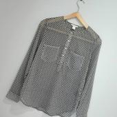 Блуза H&M (р. XS/S) - в ідеальному стані!