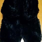 Мохнатики))) тапочки сапожки США 24-24.5 см по стопе смотрите описание