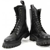 Осенние кожаные ботинки Dr. Martens Break Free