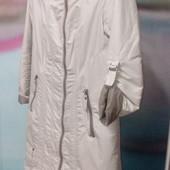 Демисезонное пальто mishele 50р.