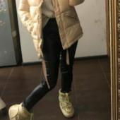Класна зимова курточка, р. S