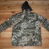 куртка с капюшоном и карманами пиксель