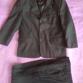 Пиджак и брюки в школу или садик на утренник. На 4-6 лет.