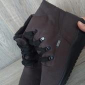 Термо ботинки с технологией Romi-TEX , водоотталкивающее