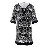 Симпатичное платье - туника от ТСМ Tchibo Германия размер евро 40/42 (укр 46/48)
