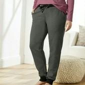 esmara.спортивные штаны джогеры с начесом мега баталл 3XL 56/58замеры