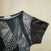 Платье из мягкого трикотажа фирма Liquid р.M/L смотрите замеры и описание!