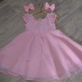 Нарядное платье Children для принцессы р.3-5 лет.