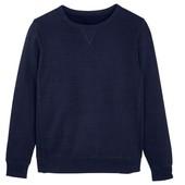 Теплый свитшот пуловер с начесом Livergy. Л