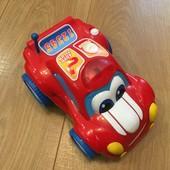 Машинка на батарейках, говорить італійською