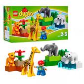 Лего дупло зоопарк , оригинал