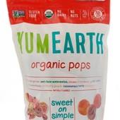 Органические леденцы YumEarth, лот 20 конфет .