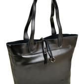 Фирменная кожаная сумка от Alex Rai