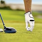 Кожаная перчатка для гольфа, гольф-перчатка Crivit Германия, M-L