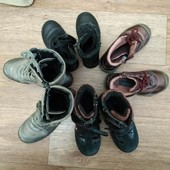 Ботинки Деми одним лотом 26, 27, 28, 31 размер