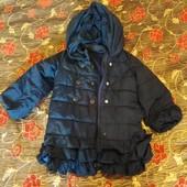 Деми курточка BabyGap на 3-4 года