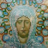 Алмазная вышивка,Матрона,икона,образ,лик,рамка,антибликовое стекло,готовая работа