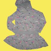 Нарядное платье,рост 122-128 см,George