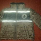 Весенняя курточка для мальчика. размер 86