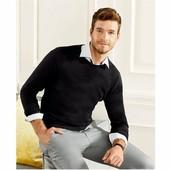 Джемпер пуловер livergy германия евро р. l 52-54, 50% шерсть