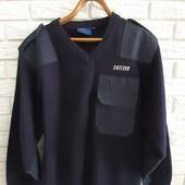 Мужской свитер, новый без бирки, размер 50
