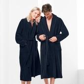 Добротный, шикарный халат для него и для нее от Tcm Tchibo, Германия!