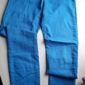 лёгкие джинсы, высокая посадка  размер XS S
